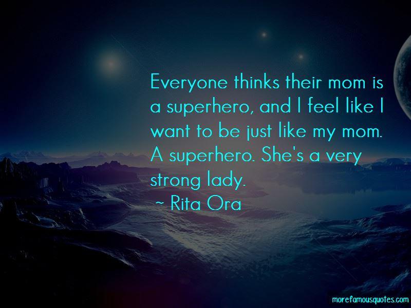 Superhero Mom Quotes Pictures 3
