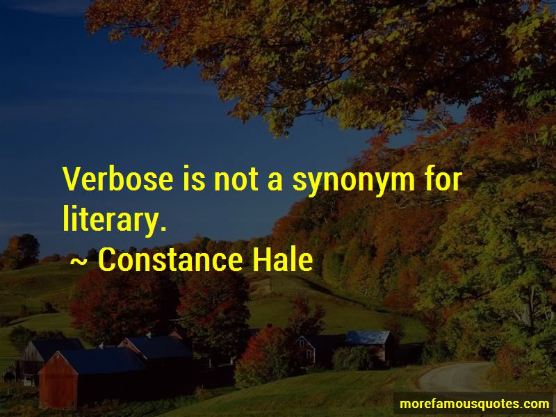 Synonym Quotes