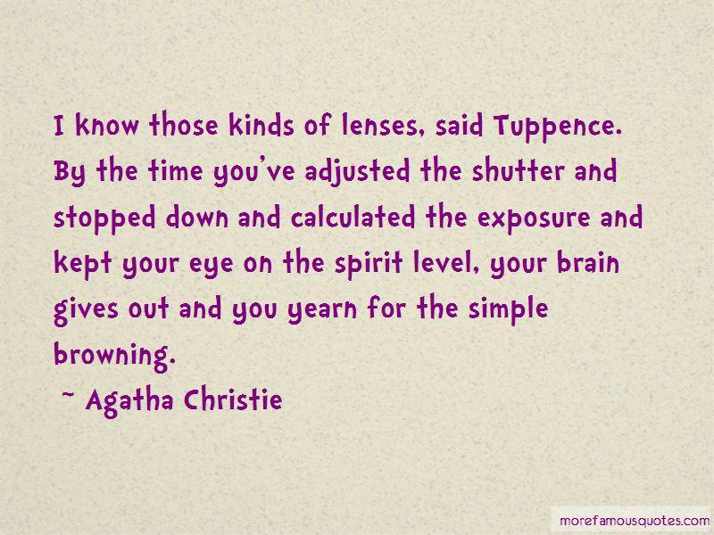 The Spirit Level Quotes