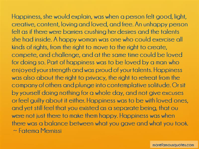 Time To Make Yourself Happy Quotes