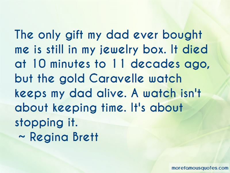 Time Watch Gift Quotes