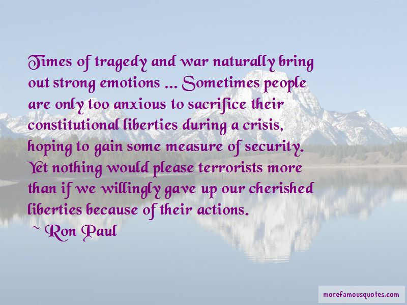 Times Of Tragedy Quotes Pictures 2