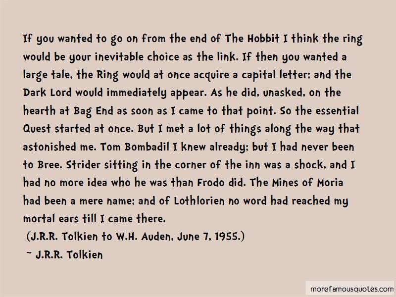 Tolkien Tom Bombadil Quotes