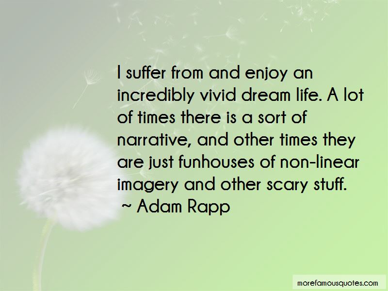 Vivid Imagery Quotes Pictures 3