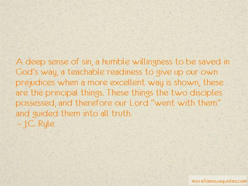 Willingness Teachable Quotes