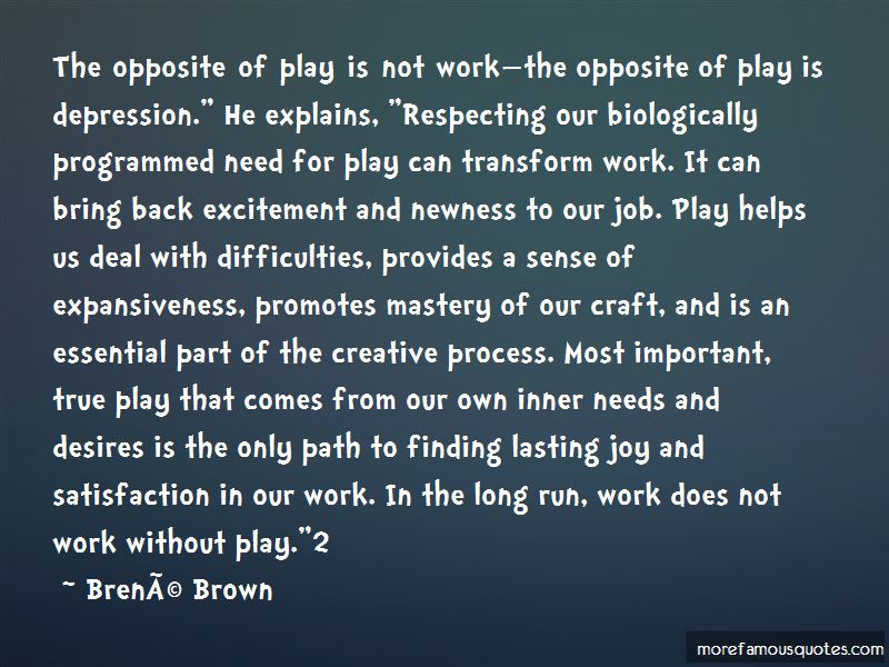 Work Without Play Quotes