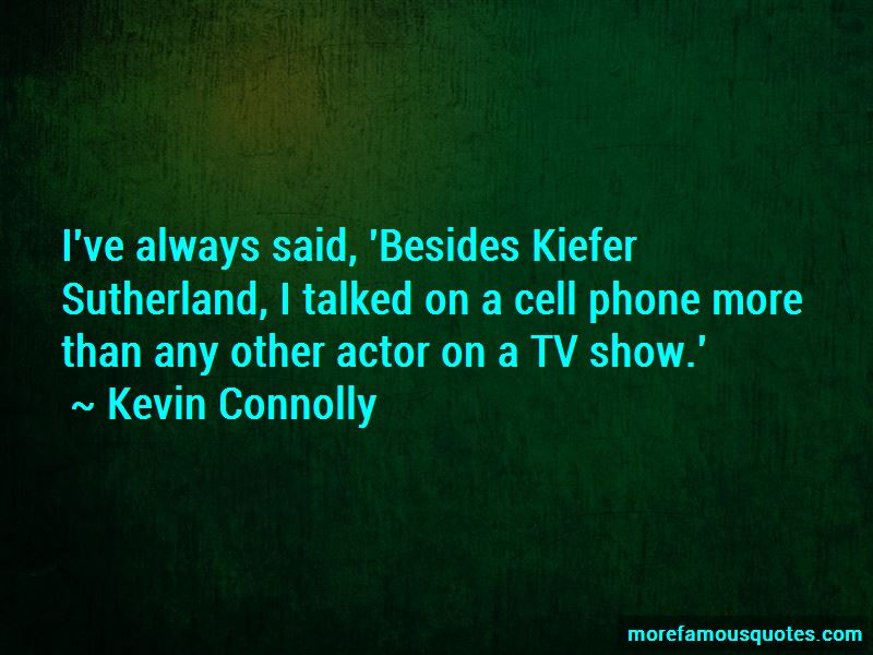 24 Kiefer Sutherland Quotes