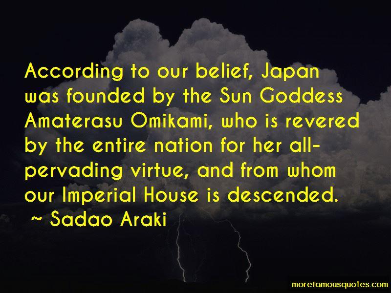 Amaterasu Quotes