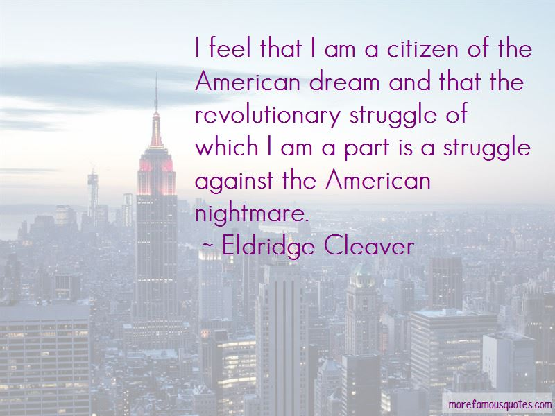 American Dream Nightmare Quotes