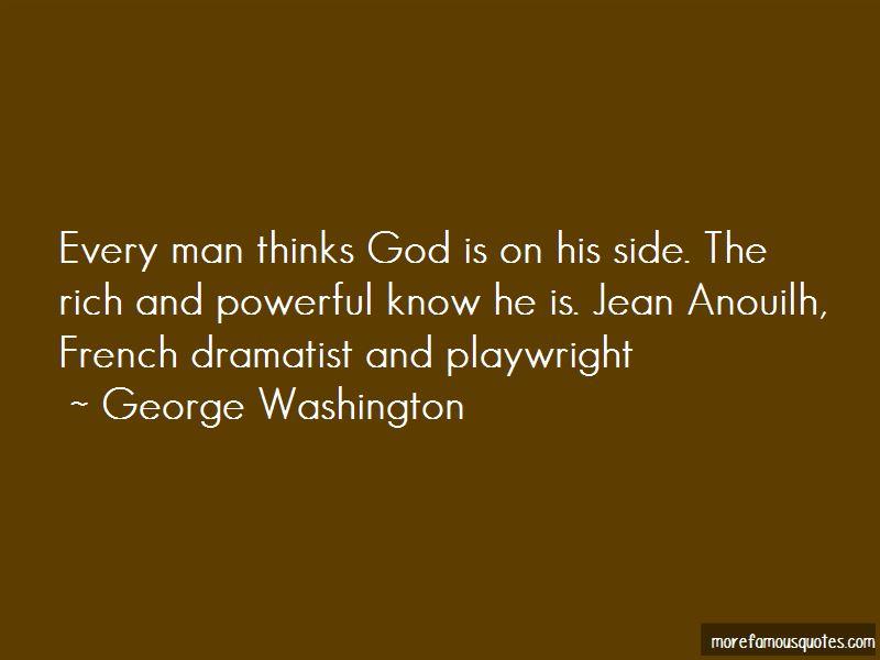 Anouilh Quotes