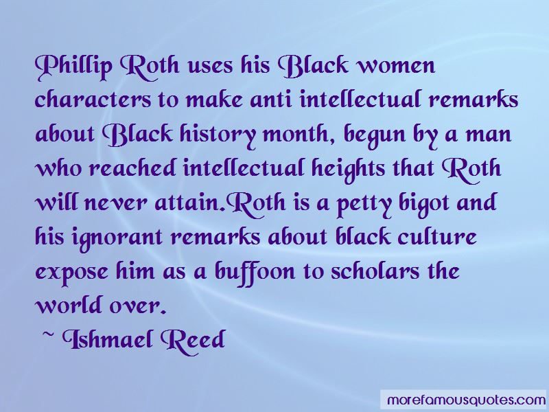 Anti Black History Month Quotes