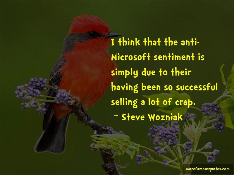 Anti Microsoft Quotes
