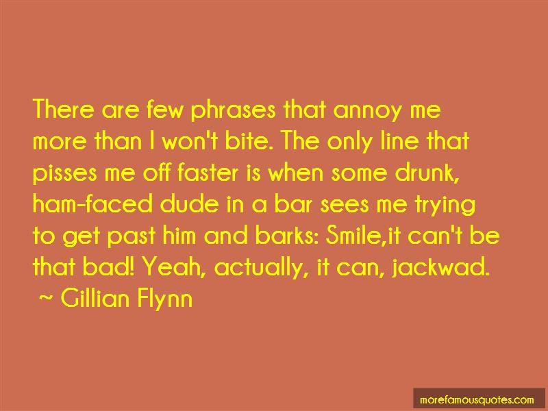 Bad Phrases Quotes