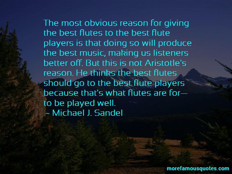 Best Flute Quotes