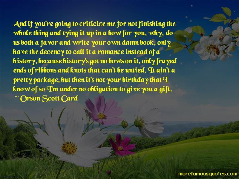 Birthday Favor Quotes