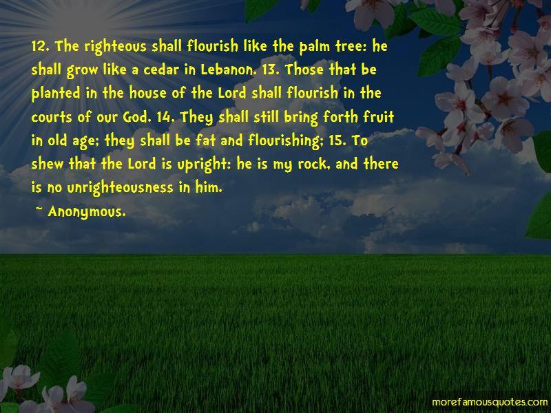 Cedar Lebanon Quotes