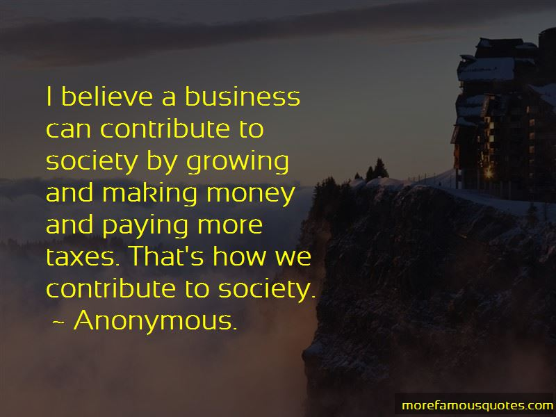 Contribute To Society Quotes Pictures 3