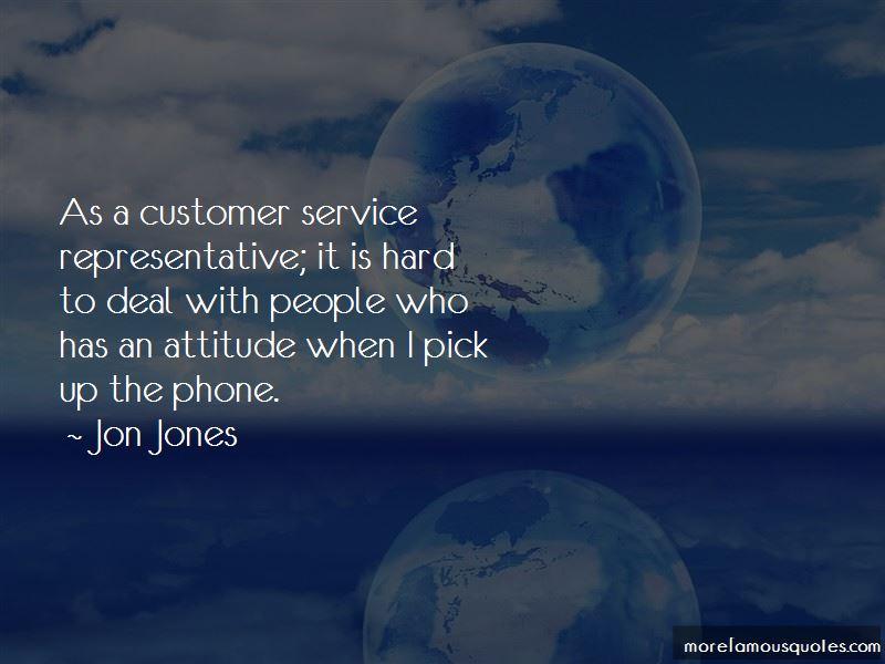 Customer Service Representative Quotes