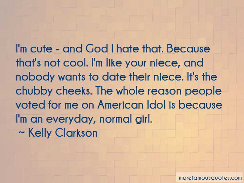 Cute Chubby Girl Quotes: top 1 quotes about Cute Chubby Girl ...