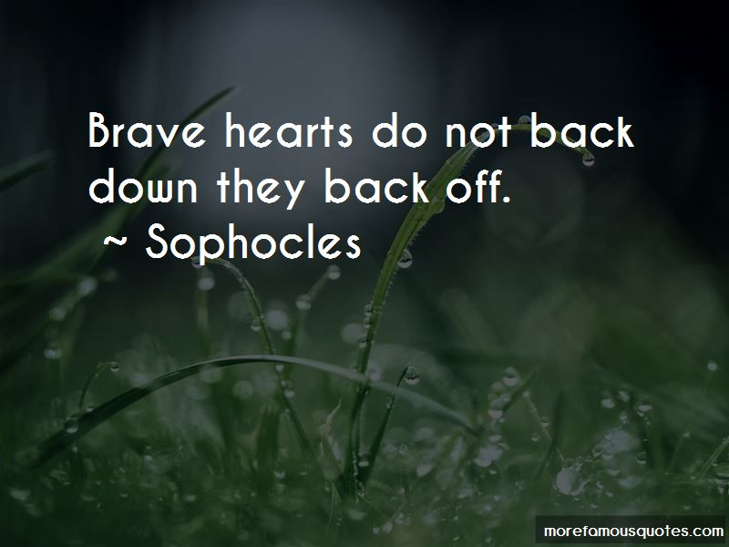 Do Not Back Down Quotes Pictures 3