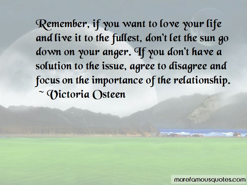 Don't Let The Sun Go Down Quotes: top 5 quotes about Don't