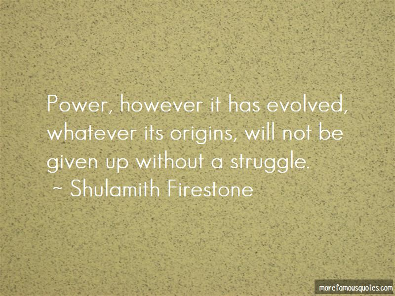 Evolved Quotes