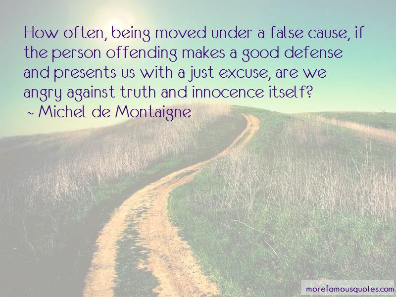 False Cause Quotes