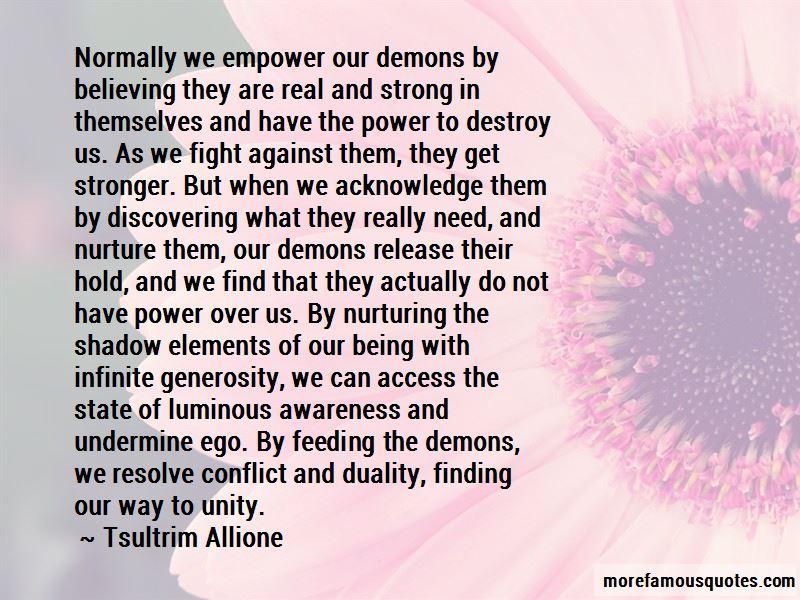 Feeding Ego Quotes