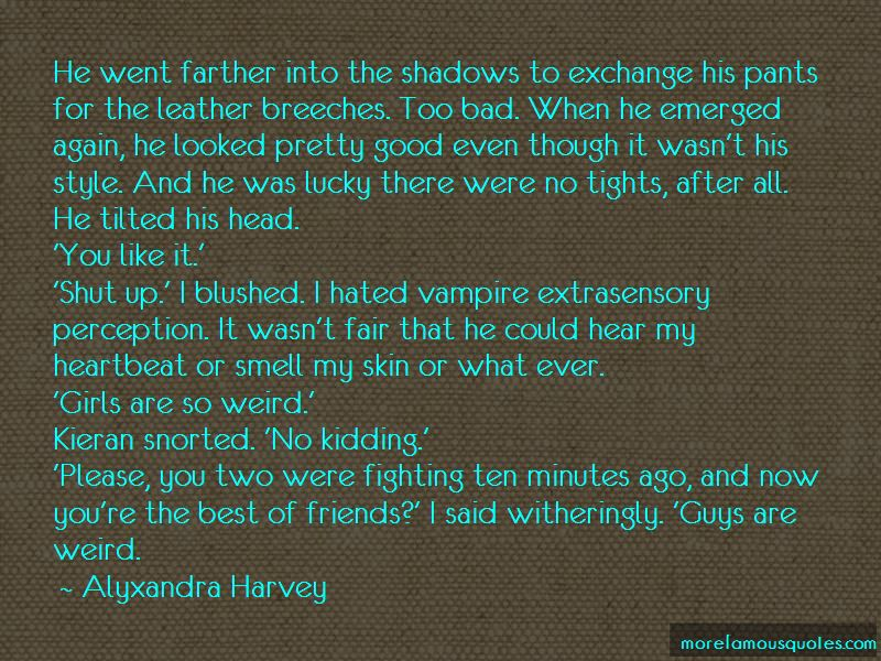 Friends Shadows Quotes Pictures 4