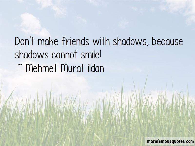 Friends Shadows Quotes