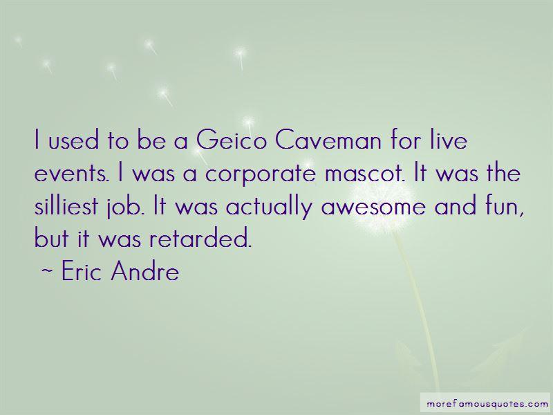 Geico Caveman Quotes