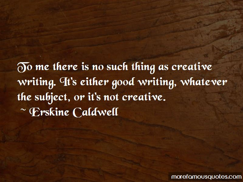 Good Creative Writing Quotes Pictures 3