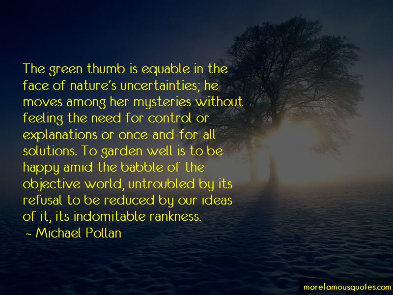 Green Thumb Quotes Pictures 2