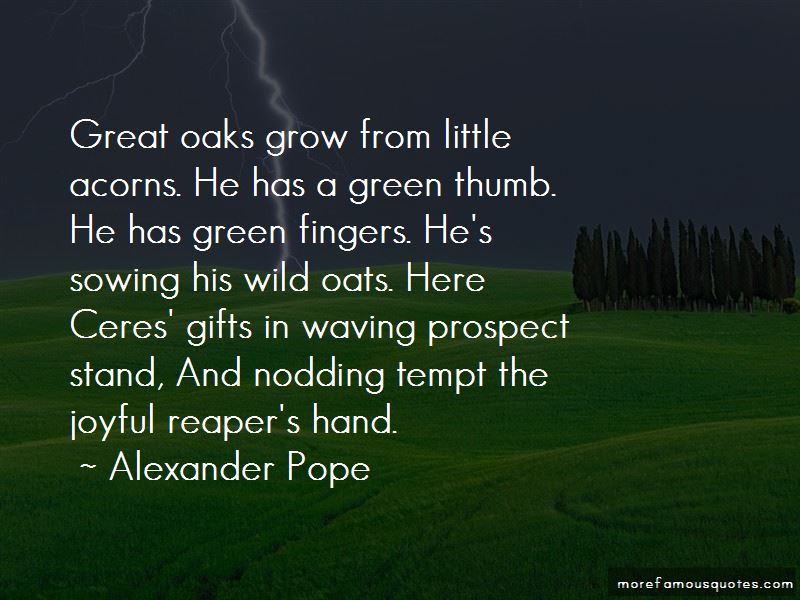Green Thumb Quotes Pictures 3