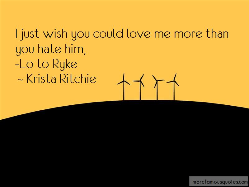 I Wish You Could Love Me Quotes Pictures 2