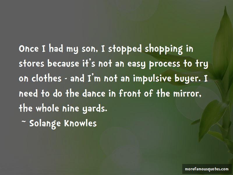 Impulsive Buyer Quotes