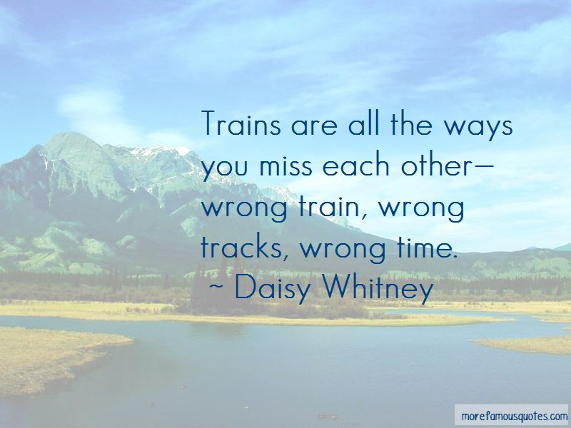 Is It Wrong To Miss You Quotes