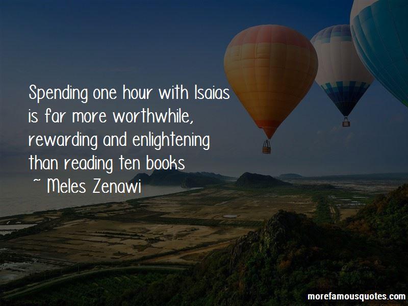 Isaias Quotes