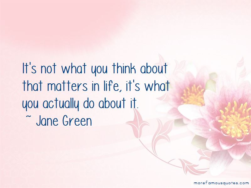 It's Not What You Think Quotes