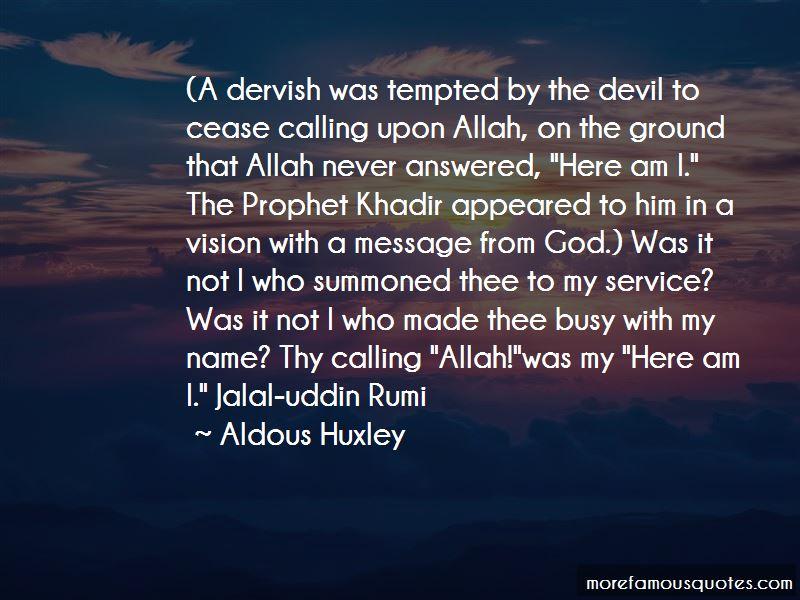 Jalal Al Rumi Quotes