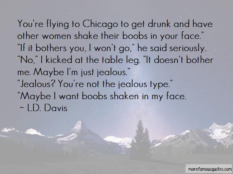 Jealous Type Quotes