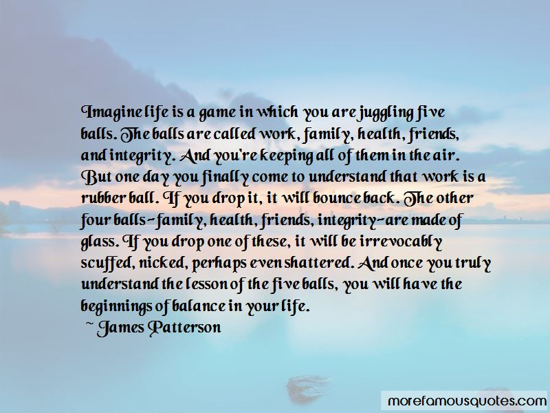 Juggling Work And Family Quotes