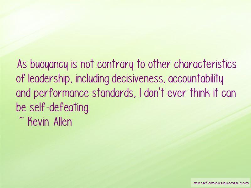 Leadership Decisiveness Quotes