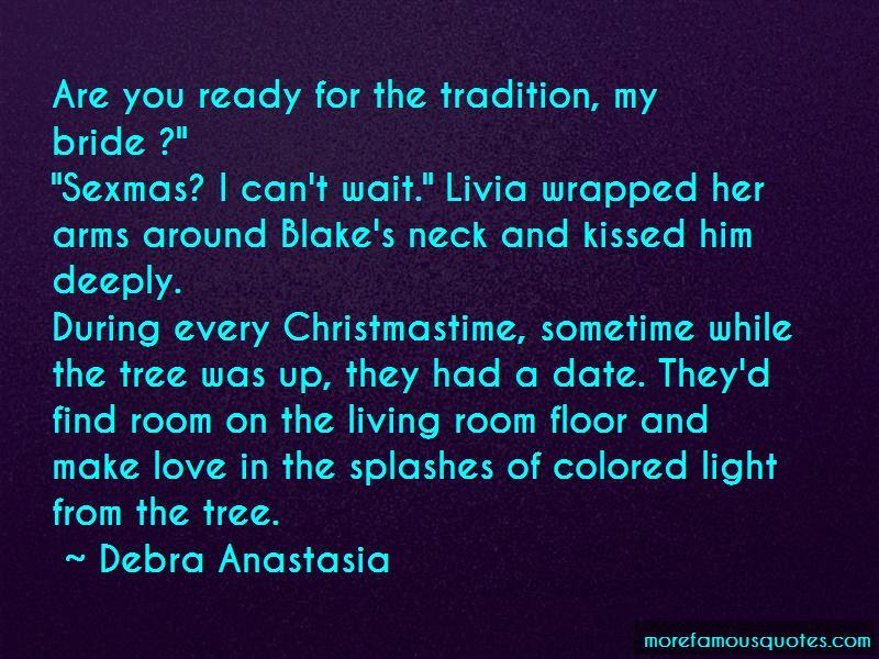 Love Bride Quotes