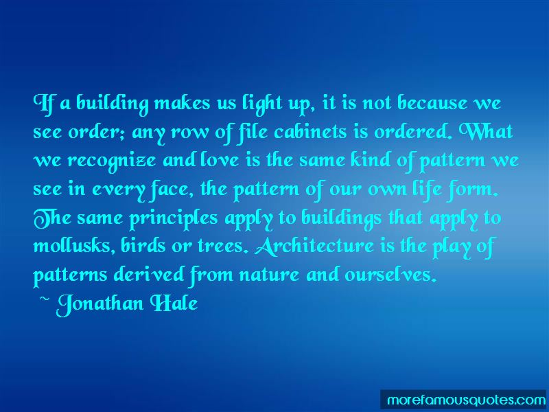 Love Buildings Quotes