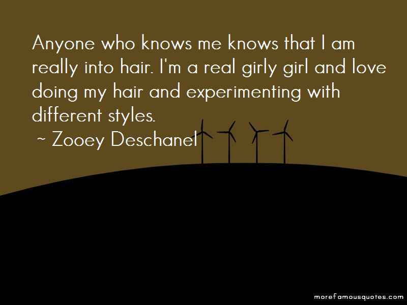 Love Doing Hair Quotes Pictures 3