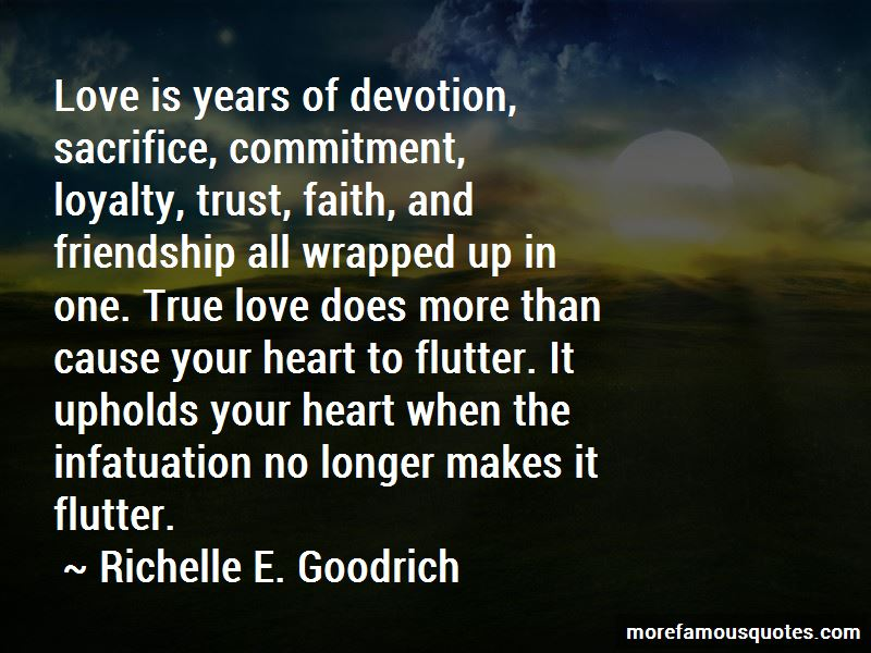 Love Faith Loyalty Quotes Pictures 4
