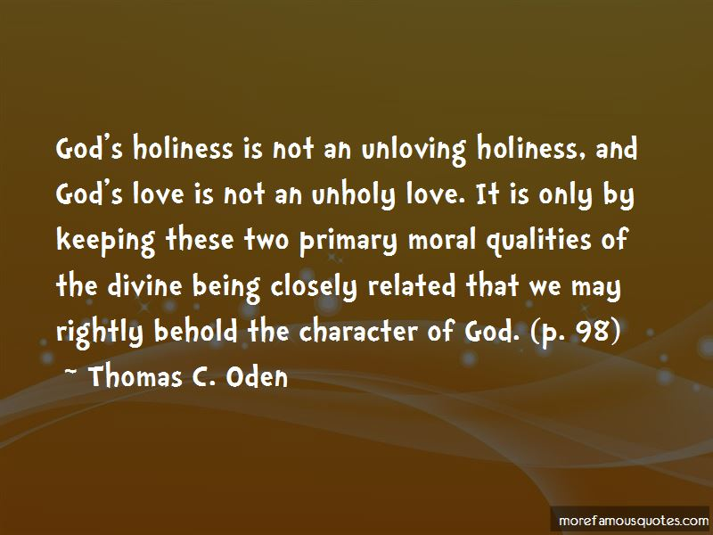 Love Holiness Quotes Pictures 3