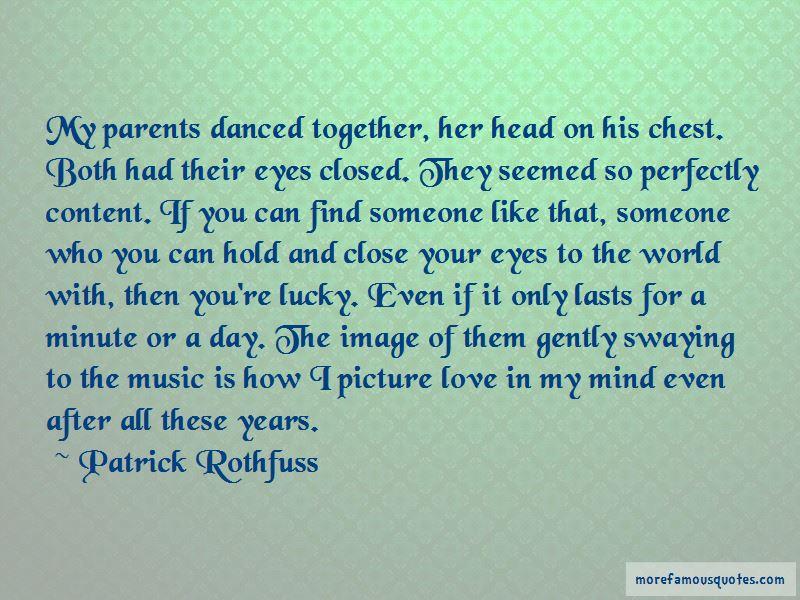 Love Your Parents Picture Quotes