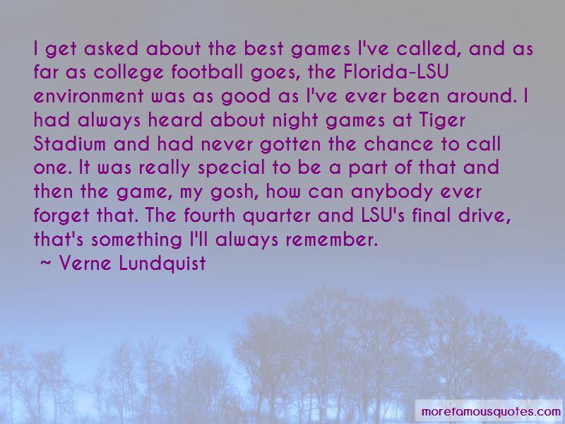 Lsu Tiger Football Quotes